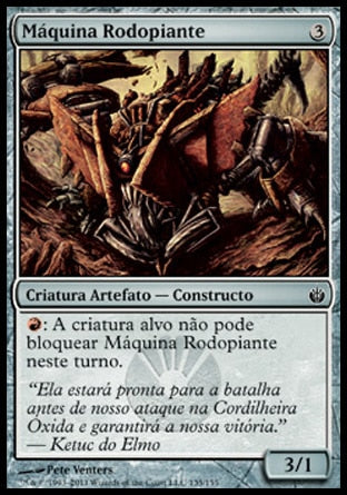 Máquina Rodopiante / Spin Engine-Magic: The Gathering-MoxLand