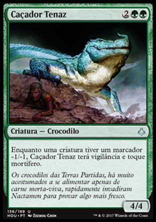 Caçador Tenaz / Tenacious Hunter-Magic: The Gathering-MoxLand