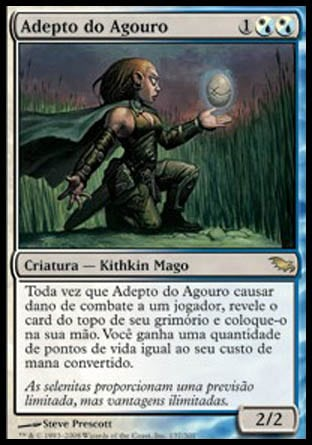 Adepto do Agouro / Augury Adept-Magic: The Gathering-MoxLand