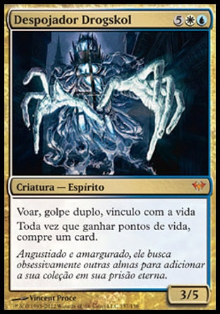 Despojador Drogskol / Drogskol Reaver-Magic: The Gathering-MoxLand