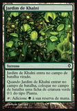 Jardim de Khalni / Khalni Garden-Magic: The Gathering-MoxLand
