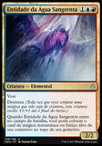 Entidade da Água Sangrenta / Bloodwater Entity-Magic: The Gathering-MoxLand