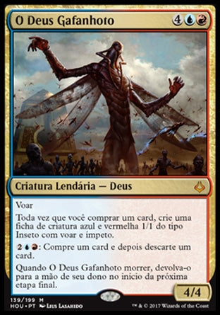 O Deus Gafanhoto / The Locust God-Magic: The Gathering-MoxLand