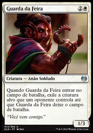 Guarda da Feira / Fairgrounds Warden-Magic: The Gathering-MoxLand