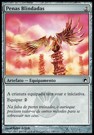 Penas Blindadas / Bladed Pinions-Magic: The Gathering-MoxLand