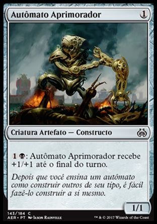 Autômato Aprimorador / Augmenting Automaton-Magic: The Gathering-MoxLand