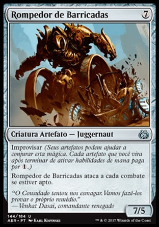 Rompedor de Barricadas / Barricade Breaker-Magic: The Gathering-MoxLand