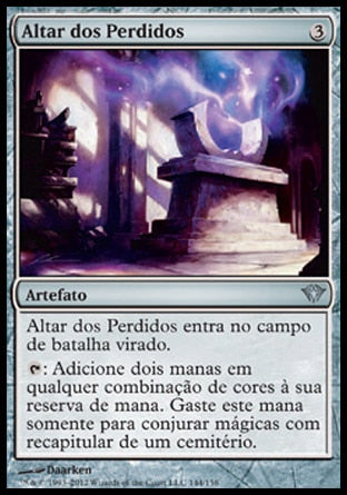 Altar dos Perdidos / Altar of the Lost-Magic: The Gathering-MoxLand