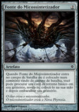 Fonte do Micossintetizador / Mycosynth Wellspring-Magic: The Gathering-MoxLand