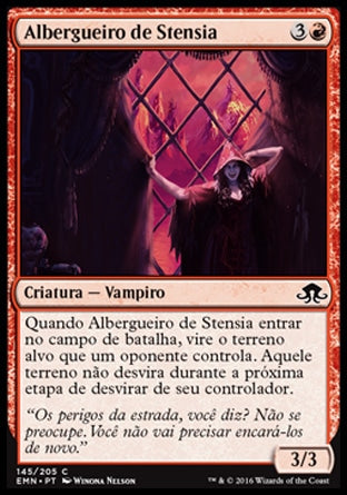 Albergueiro de Stensia / Stensia Innkeeper-Magic: The Gathering-MoxLand