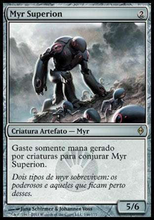 Myr Superion / Myr Superion-Magic: The Gathering-MoxLand