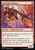 Salteador Pisalava / Lavastep Raider-Magic: The Gathering-MoxLand