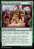 Início das Festividades / Commencement of Festivities-Magic: The Gathering-MoxLand