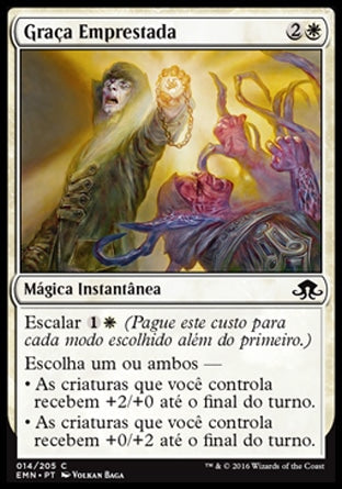 Graça Emprestada / Borrowed Grace-Magic: The Gathering-MoxLand