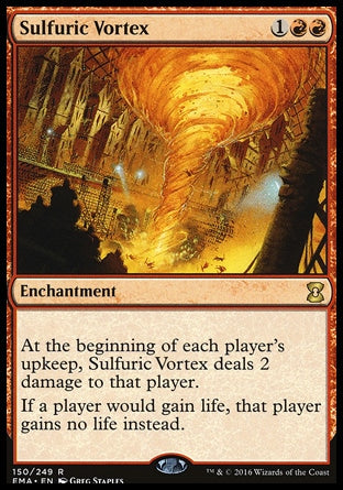 Vórtice Sulfúrico / Sulfuric Vortex-Magic: The Gathering-MoxLand