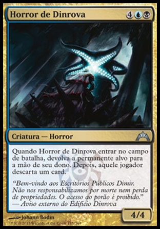 Horror de Dinrova / Dinrova Horror-Magic: The Gathering-MoxLand