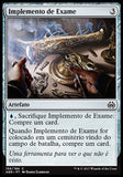 Implemento de Exame / Implement of Examination-Magic: The Gathering-MoxLand