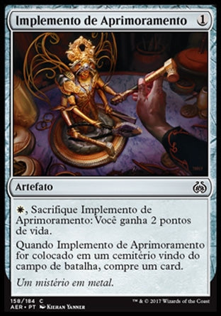 Implemento de Aprimoramento / Implement of Improvement-Magic: The Gathering-MoxLand