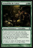 Armadilha de Cobra / Cobra Trap-Magic: The Gathering-MoxLand