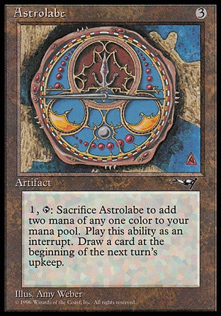 Astrolábio / Astrolabe-Magic: The Gathering-MoxLand