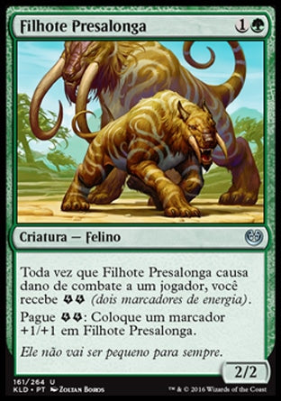 Filhote Presalonga / Longtusk Cub-Magic: The Gathering-MoxLand