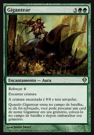 Gigantear / Gigantiform-Magic: The Gathering-MoxLand