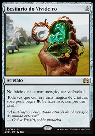 Bestiário do Vivideiro / Lifecrafter's Bestiary-Magic: The Gathering-MoxLand