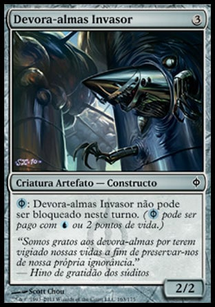 Devora-almas Invasor / Trespassing Souleater-Magic: The Gathering-MoxLand