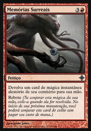 Memórias Surreais / Surreal Memoir-Magic: The Gathering-MoxLand