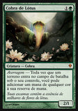 Cobra de Lótus / Lotus Cobra-Magic: The Gathering-MoxLand