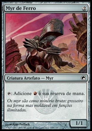 Myr de Ferro / Iron Myr-Magic: The Gathering-MoxLand