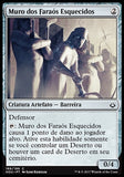Muro dos Faraós Esquecidos / Wall of Forgotten Pharaohs-Magic: The Gathering-MoxLand