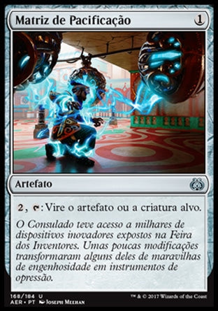 Matriz de Pacificação / Pacification Array-Magic: The Gathering-MoxLand