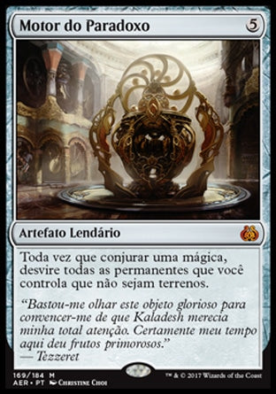 Motor do Paradoxo / Paradox Engine-Magic: The Gathering-MoxLand