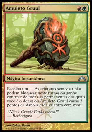 Amuleto Gruul / Gruul Charm-Magic: The Gathering-MoxLand