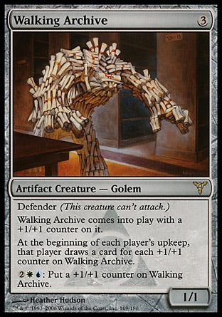 Arquivo Ambulante / Walking Archive-Magic: The Gathering-MoxLand