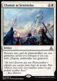 Chamar as Sentinelas / Call the Gatewatch-Magic: The Gathering-MoxLand