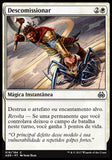 Descomissionar / Decommission-Magic: The Gathering-MoxLand