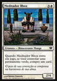Meditador Rhox / Rhox Meditant-Magic: The Gathering-MoxLand