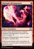 Machado Relampejante / Lightning Axe-Magic: The Gathering-MoxLand