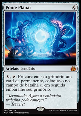 Ponte Planar / Planar Bridge-Magic: The Gathering-MoxLand