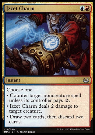 Amuleto Izzet / Izzet Charm-Magic: The Gathering-MoxLand