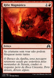 Rifte Magmático / Magmatic Chasm-Magic: The Gathering-MoxLand