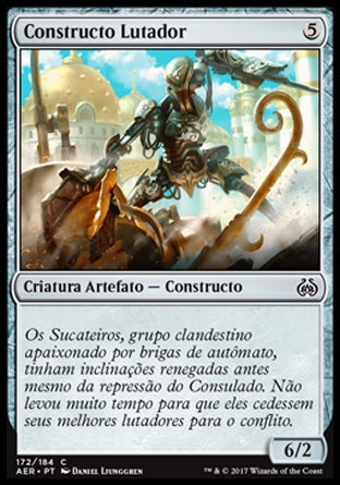 Constructo Lutador / Prizefighter Construct-Magic: The Gathering-MoxLand