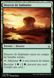 Deserto do Indômito / Desert of the Indomitable-Magic: The Gathering-MoxLand