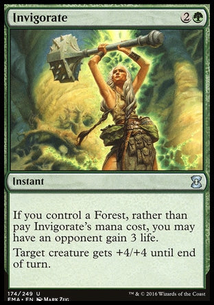 Envigorar / Invigorate-Magic: The Gathering-MoxLand