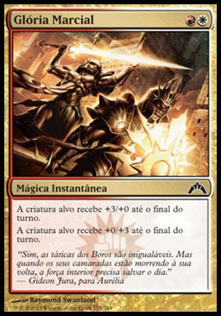 Glória Marcial / Martial Glory-Magic: The Gathering-MoxLand