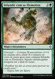 Infundir com os Elementos / Infuse with the Elements-Magic: The Gathering-MoxLand