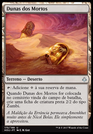 Dunas dos Mortos / Dunes of the Dead-Magic: The Gathering-MoxLand