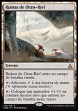 Ruínas de Oran-Rief / Ruins of Oran-Rief-Magic: The Gathering-MoxLand